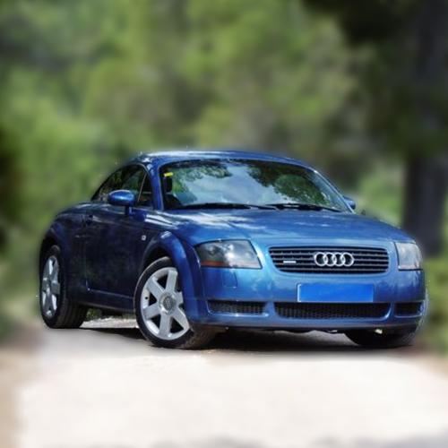 Audi TT SPORT BLU TUNING (over 27)