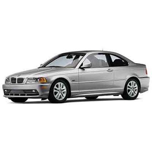 BMW 330 200 CV old model 2002