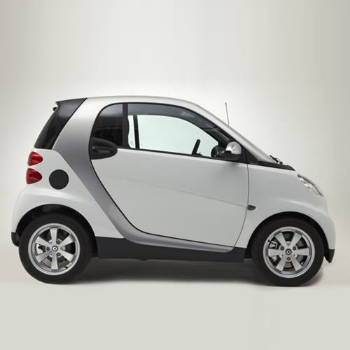 smart FOR TWO 2010 MODEL COL BIANCO 1.0