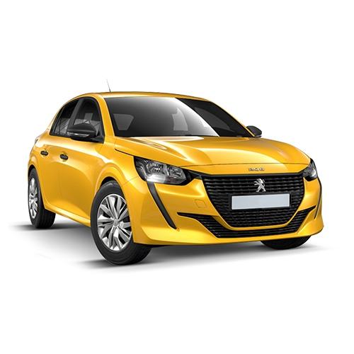 Nuova Peugeot 208 2020